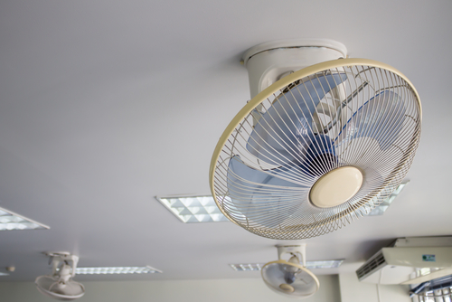 office ceiling fans photo - 10