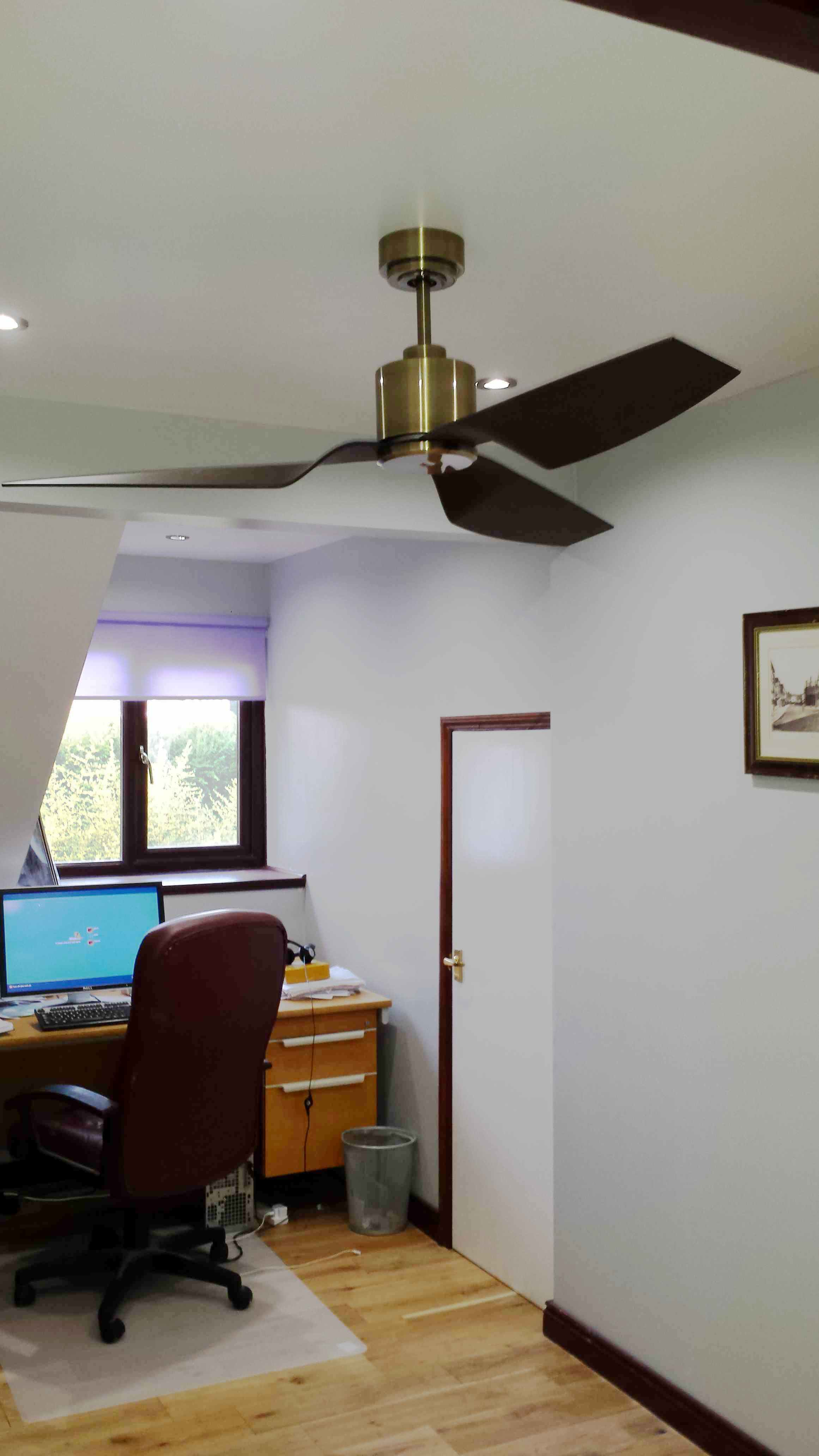 office ceiling fans photo - 5