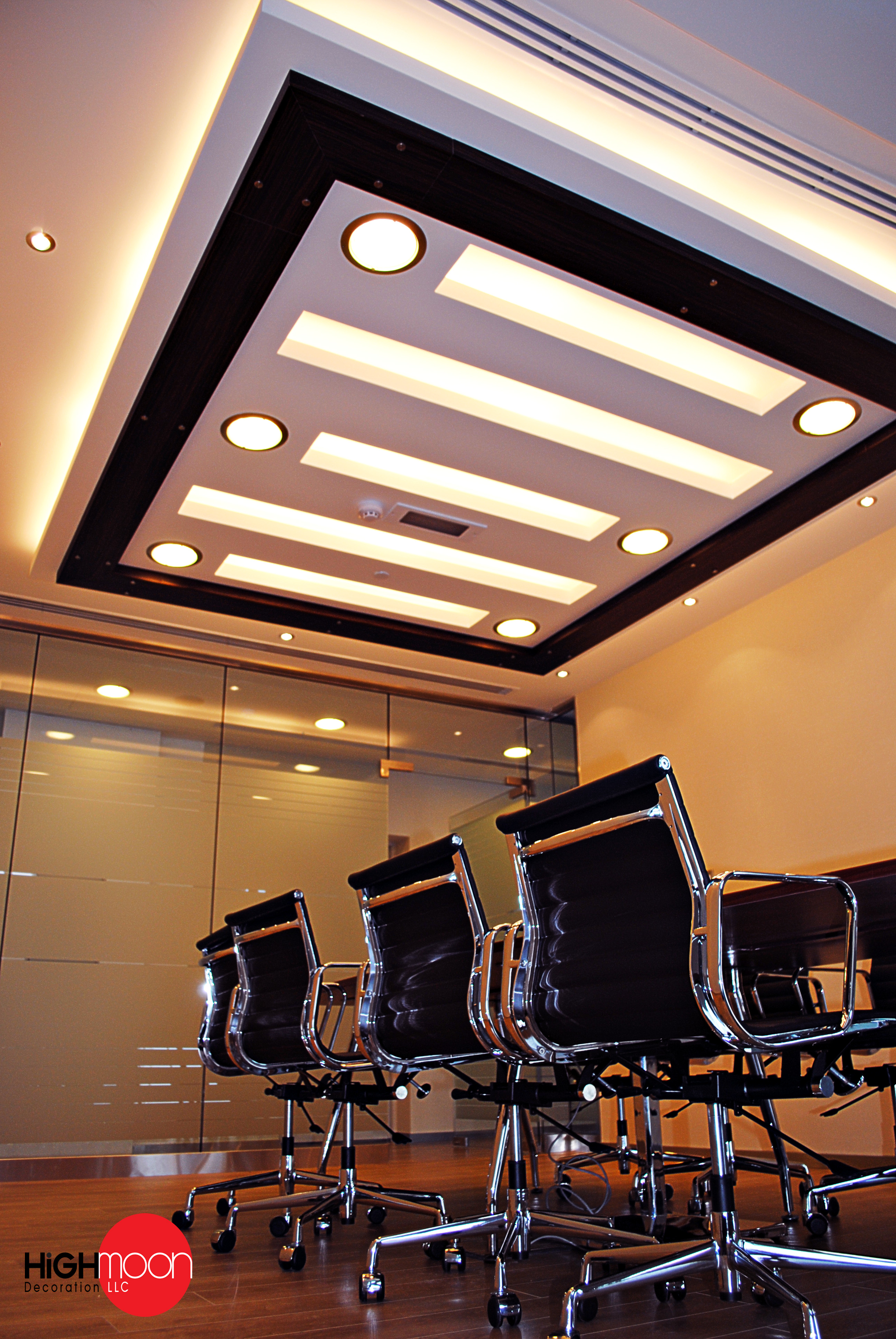 office ceiling lights photo - 3