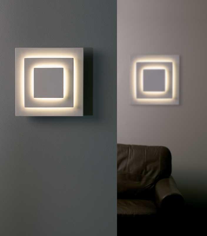 office wall lights photo - 4