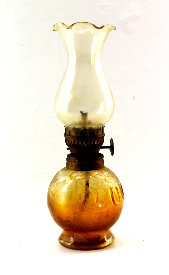 oil burning lamps photo - 5