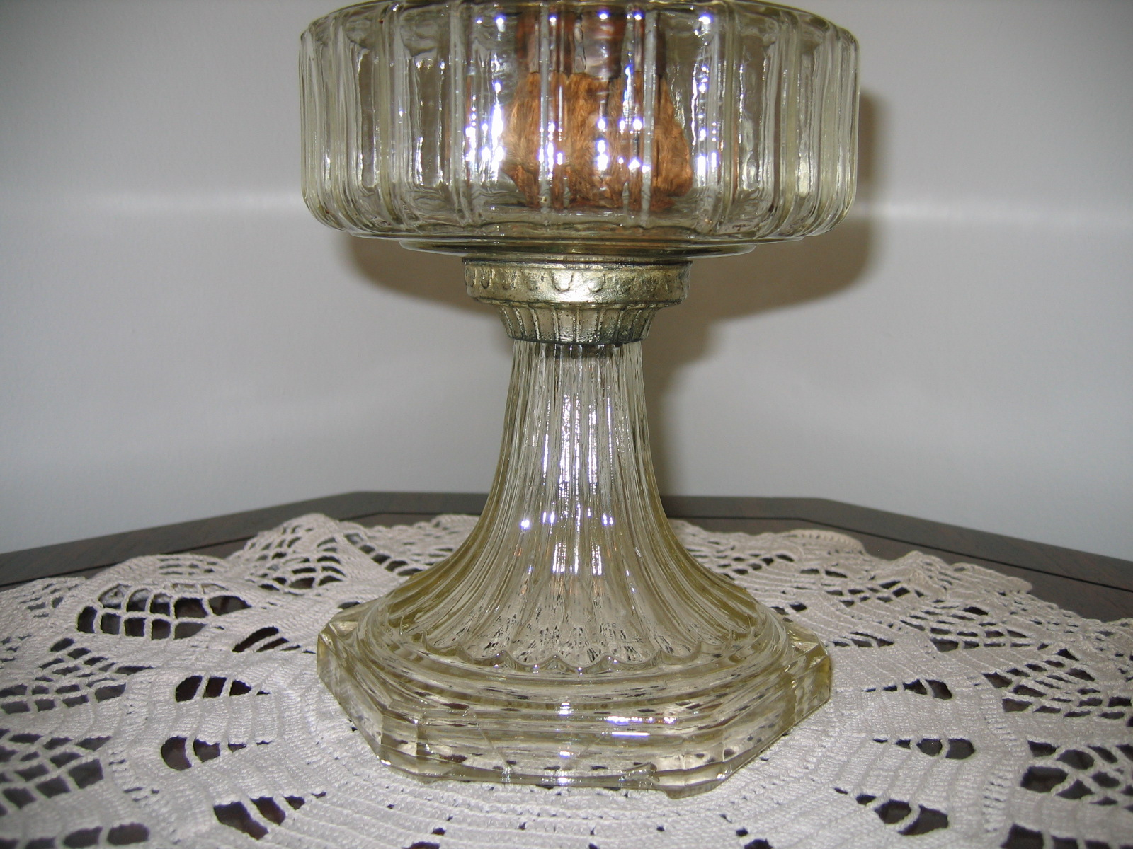 oil lamp glass photo - 9