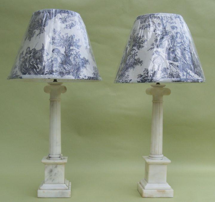 old antique lamps photo - 10