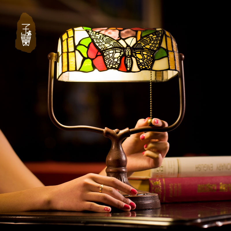 old desk lamps photo - 1