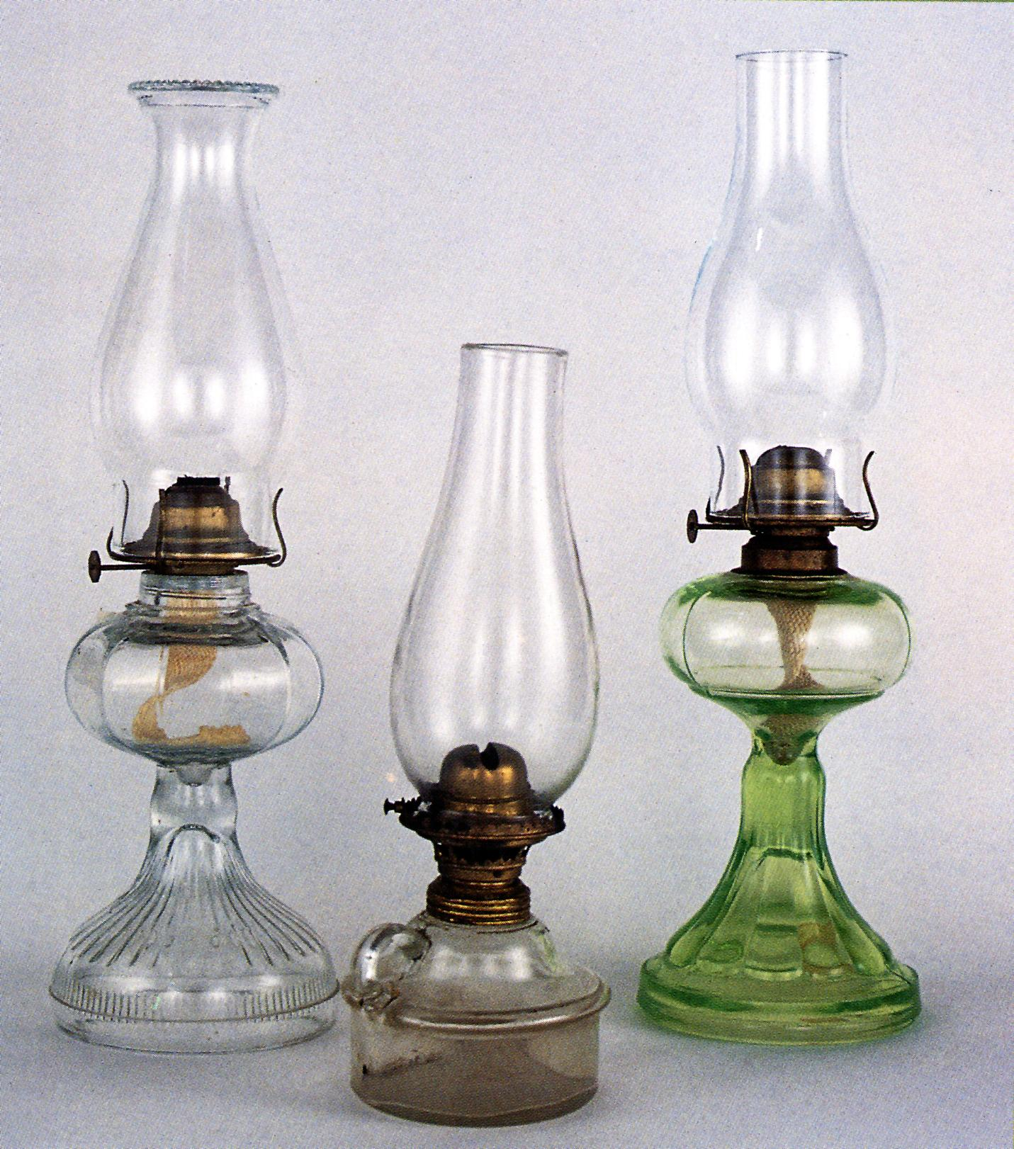 old fashioned oil lamps photo - 8