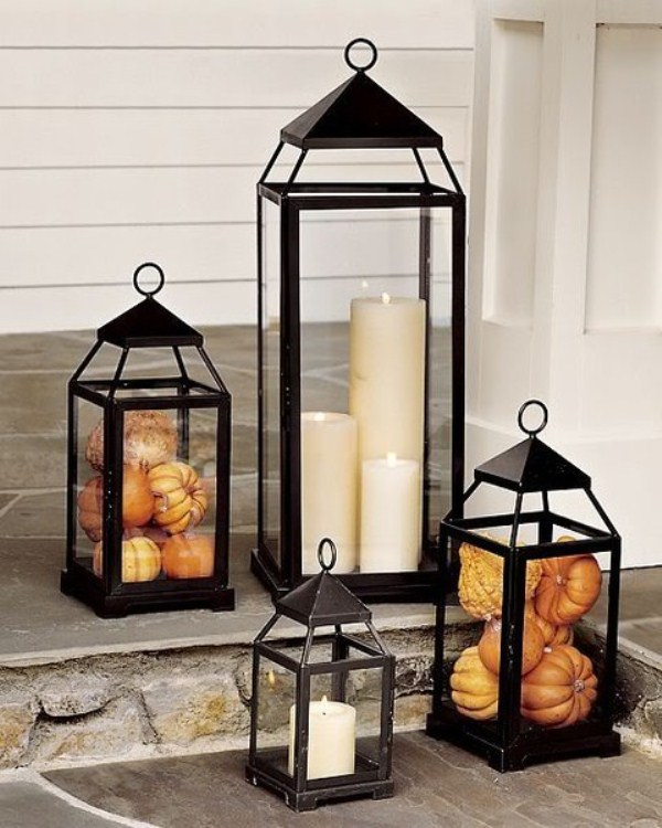 old fashioned outdoor lights photo - 8