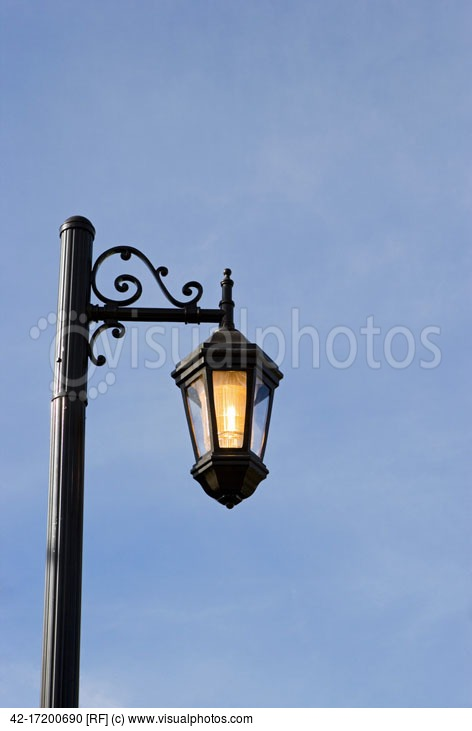 Old Fashioned Street Lamps Warisan Lighting