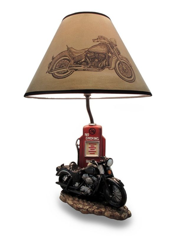 old fashioned table lamps photo - 5