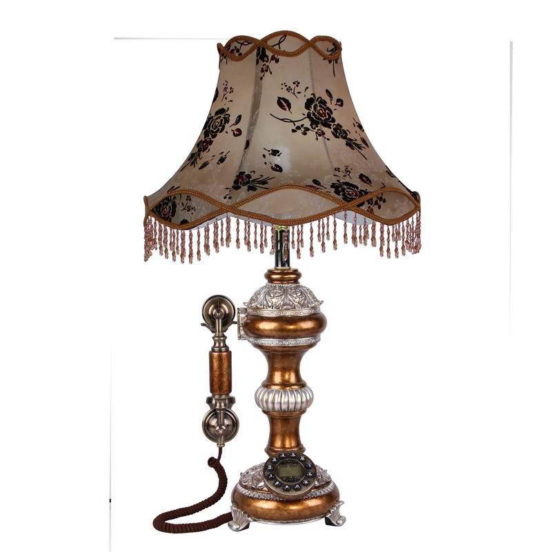 old fashioned table lamps photo - 7