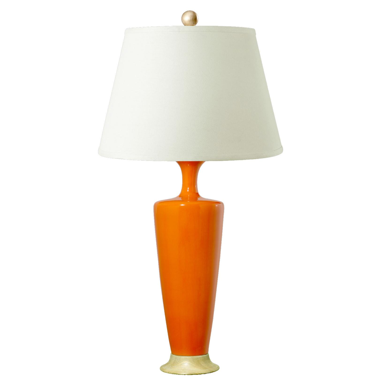 orange lamps photo - 10