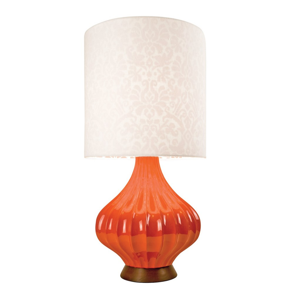 orange lamps photo - 6