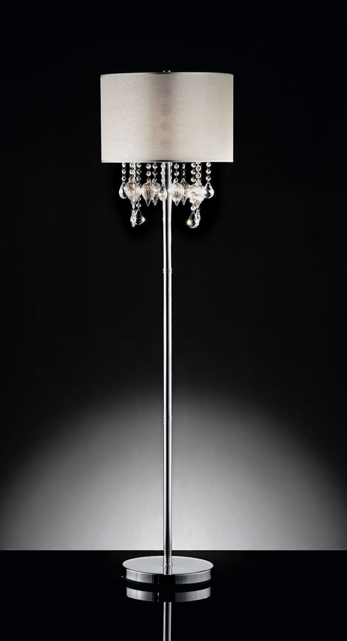 ore international floor lamp photo - 9
