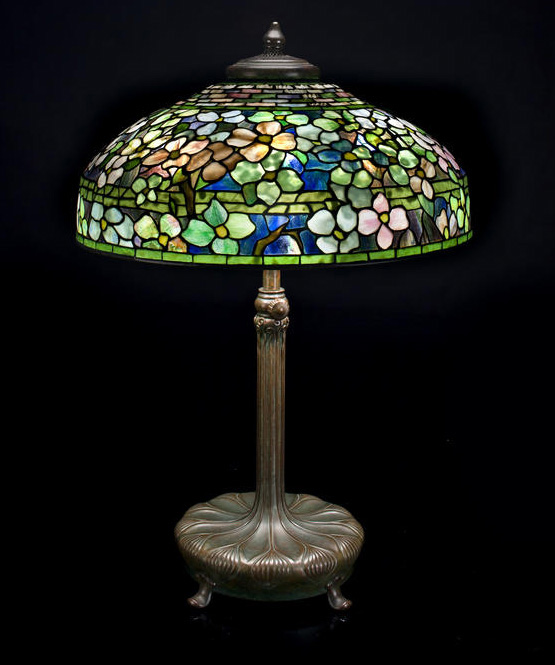 Original Tiffany Lamps Photo   1
