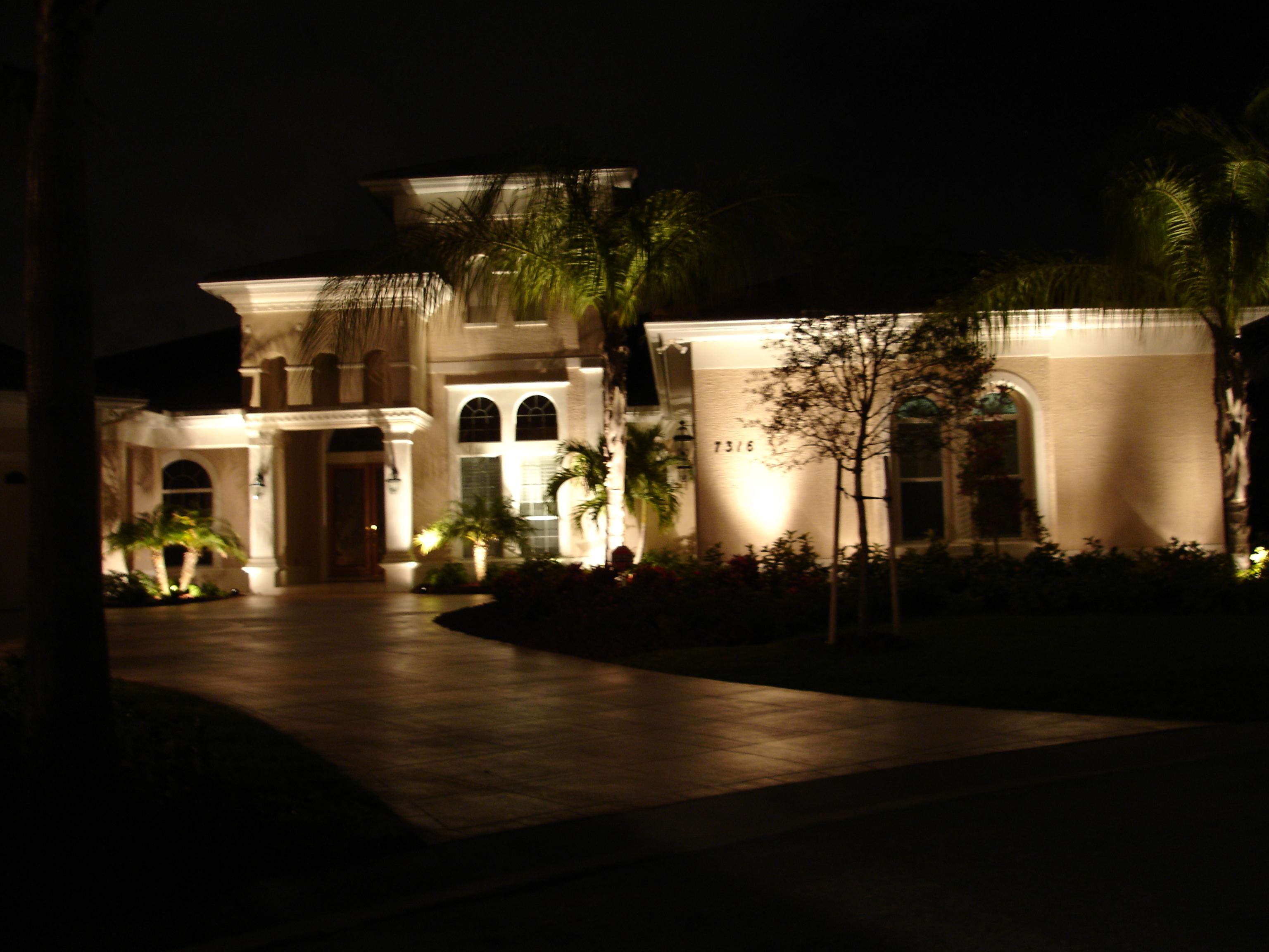 Outdoor Accent Lighting Ideas. Outdoor Accent Lights Photo 3 Lighting Ideas  6