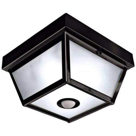 outdoor ceiling light motion sensor photo - 2