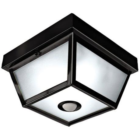 outdoor ceiling light motion sensor photo - 4