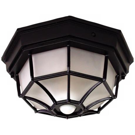 outdoor ceiling light motion sensor photo - 9