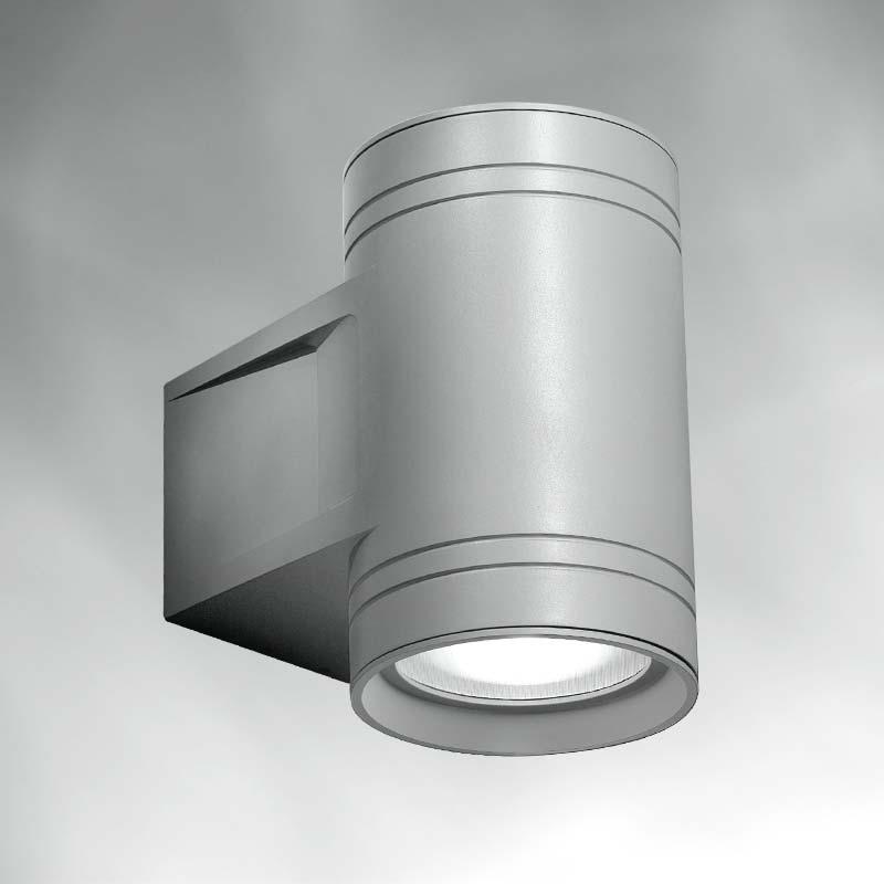 outdoor column lights photo - 3