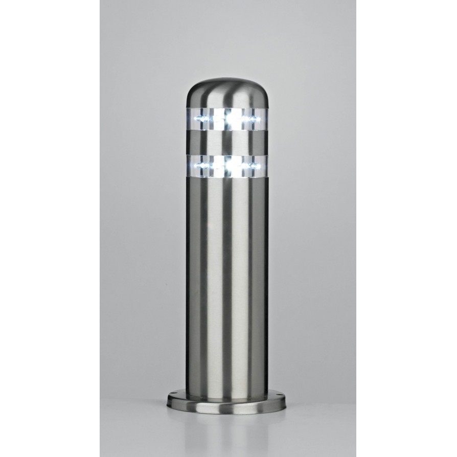 outdoor column lights photo - 5
