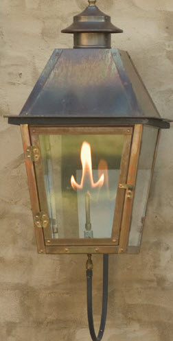 outdoor gas lights photo - 10