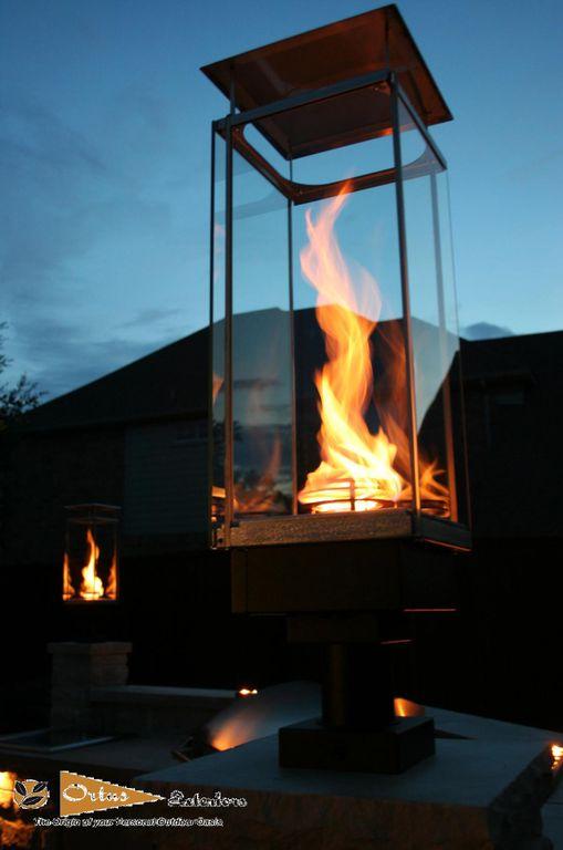Outdoor Gas Lights Warisan Lighting