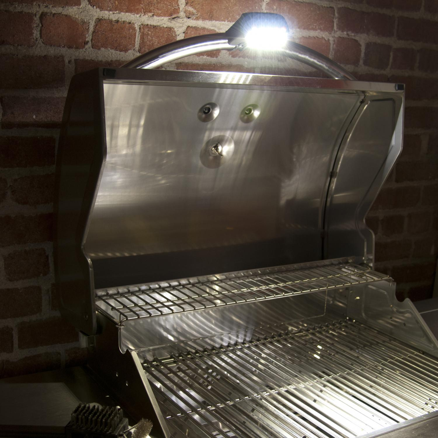 outdoor grill lights photo - 6