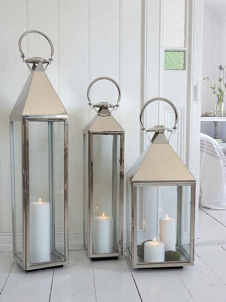 outdoor hurricane lamps photo - 1