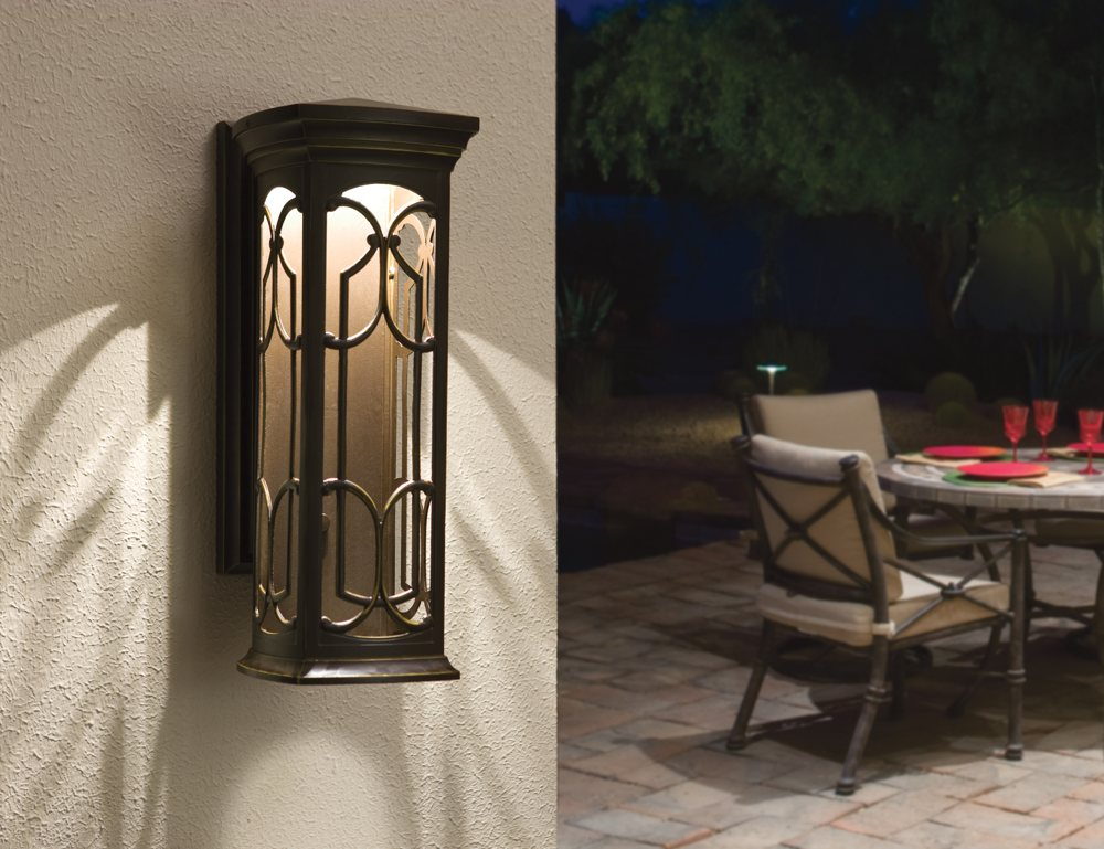outdoor led wall lights photo - 10