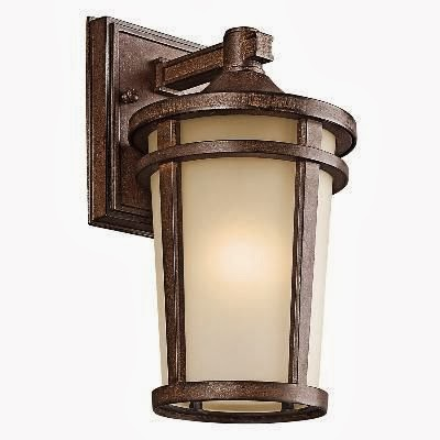 outdoor light fixtures wall mounted photo - 9
