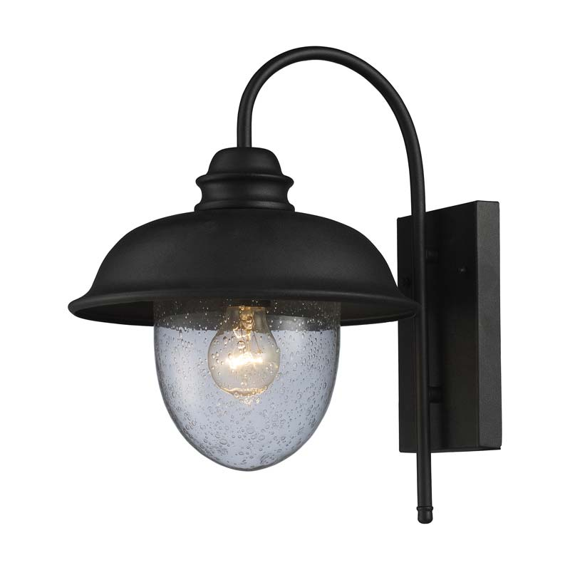 outdoor lights wall mount photo - 1