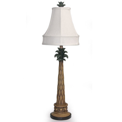 outdoor palm tree lamp photo - 10