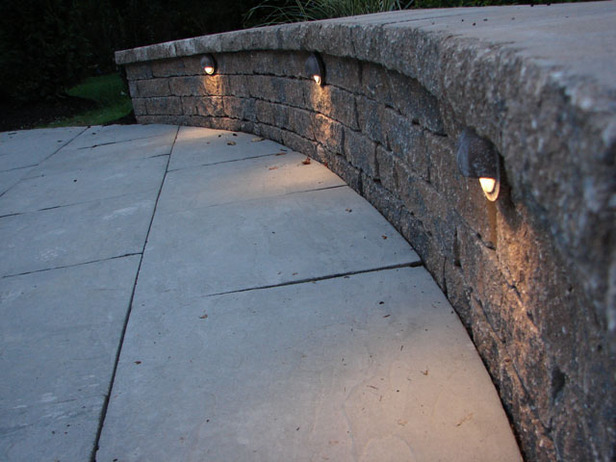 Outdoor Patio Wall Lights Photo   1