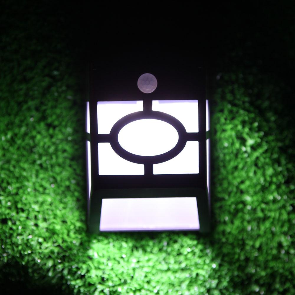 outdoor pir wall lights photo - 5