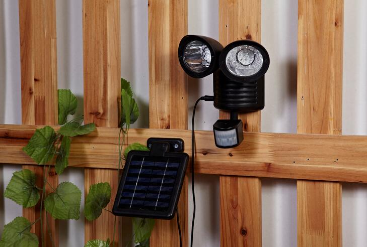 outdoor pir wall lights photo - 9
