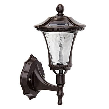 Solar Wall Lamps Outdoor : Outdoor Solar Wall Lights To Lit Up Your Garden , Patio or Yard Warisan Lighting