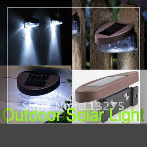 Outdoor solar wall lights Warisan Lighting