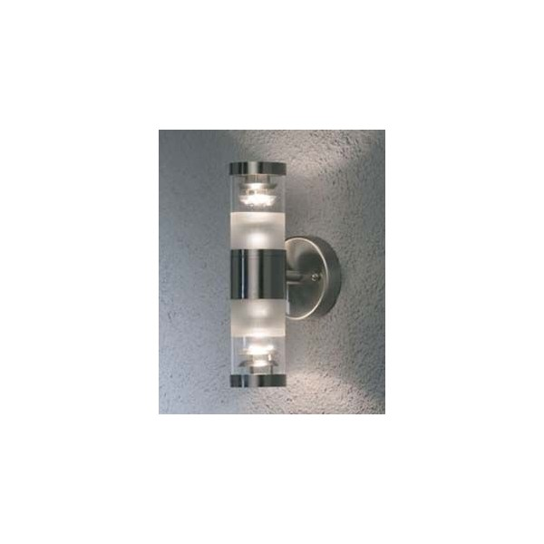 outdoor up down wall light photo - 8
