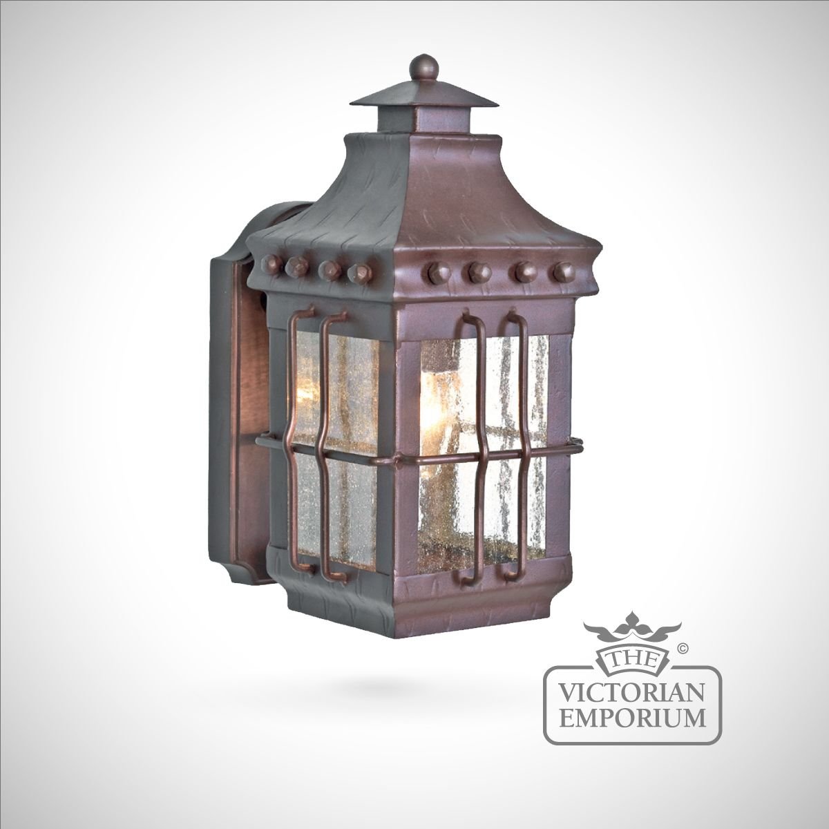 outdoor wall lantern lights photo - 6