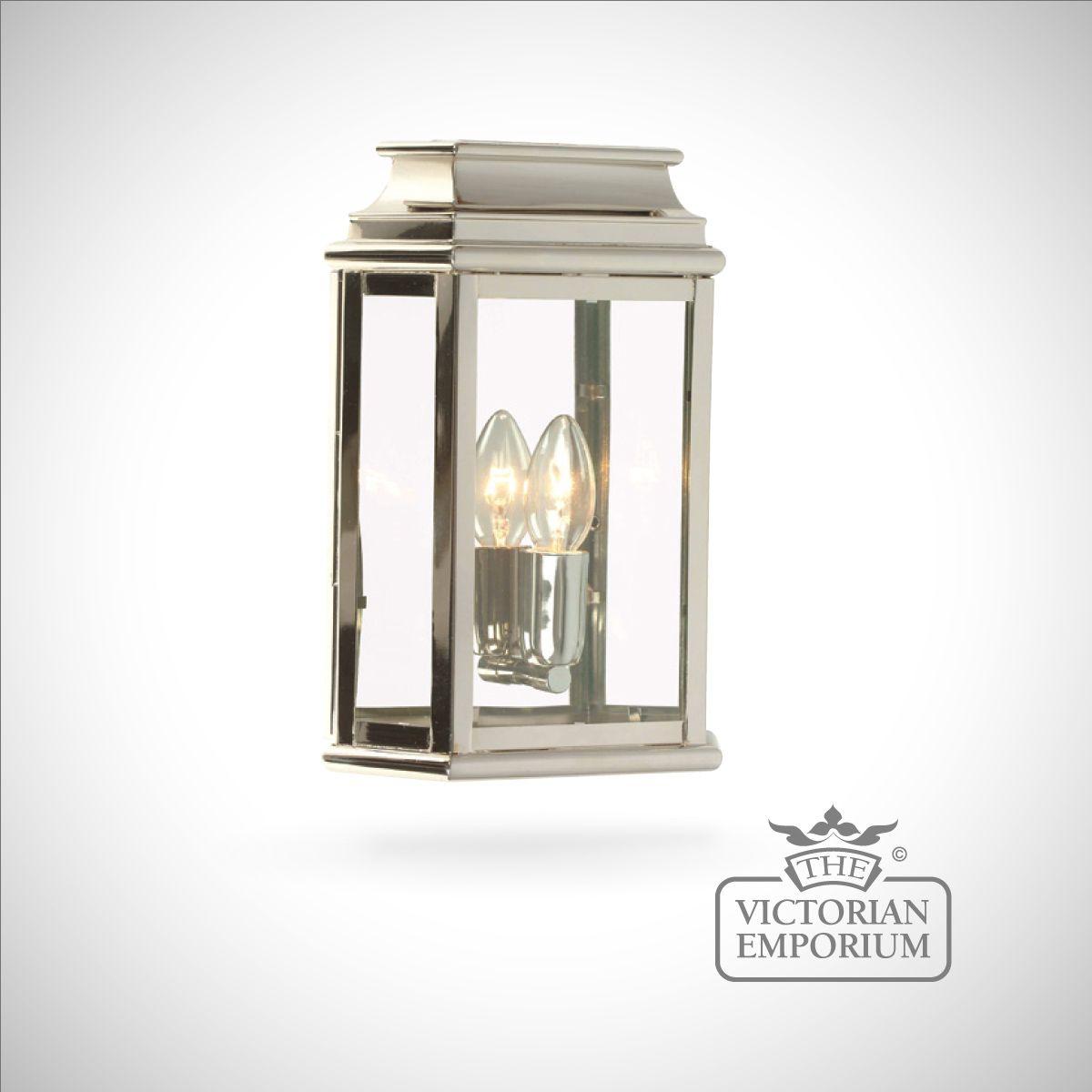 outdoor wall lantern lights photo - 7