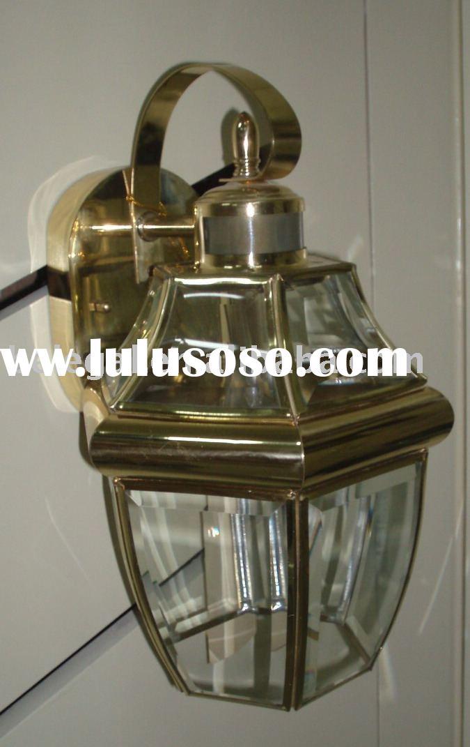outdoor wall light fixtures motion sensor photo - 4