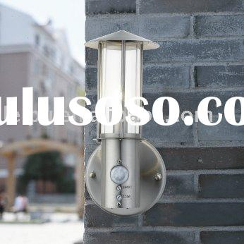 outdoor wall light fixtures motion sensor photo - 9