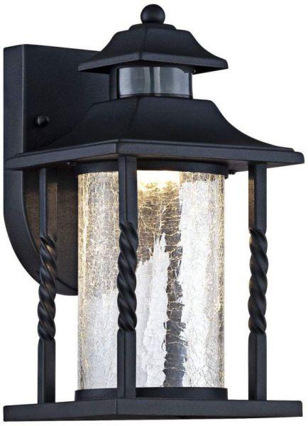 Motion Sensor Outdoor Wall Lights: outdoor wall light with motion sensor photo - 6,Lighting