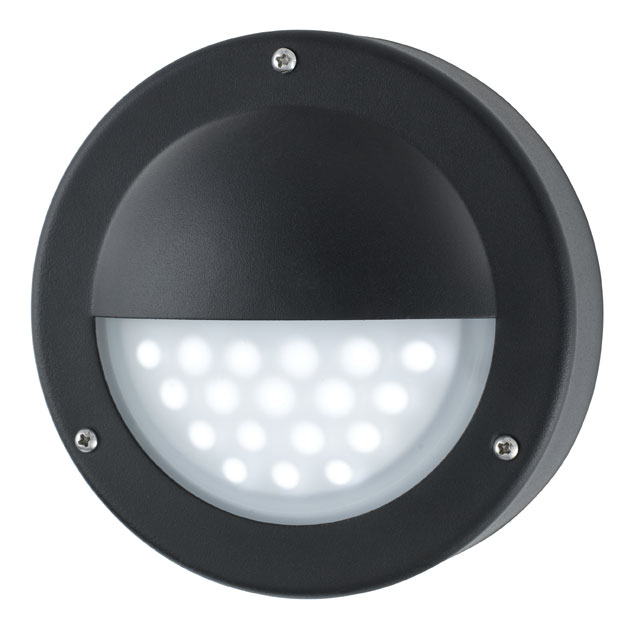 Outdoor Wall Lights With Pir Photo   1