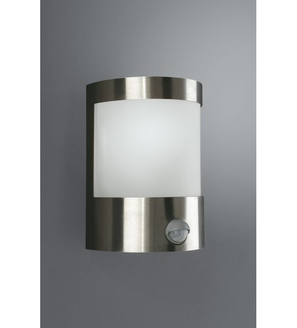 outdoor wall lights with pir photo - 3