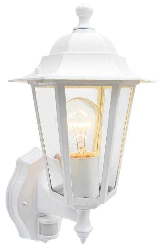 outdoor wall lights with pir photo - 8