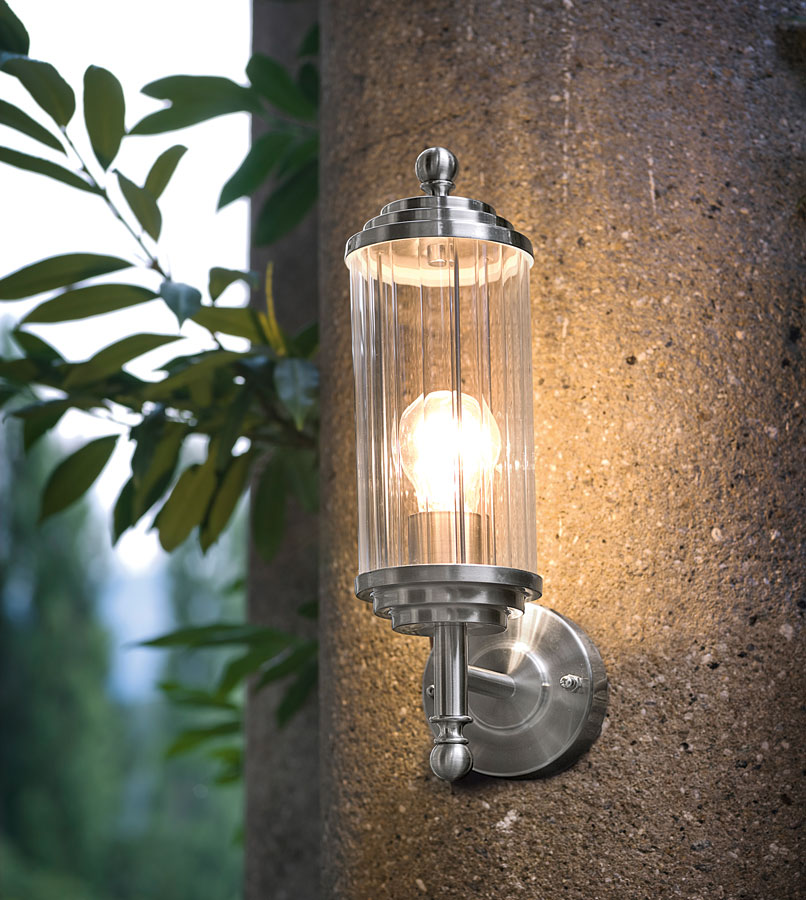 Wall Lamps With Pir : 10 facts to know about Outdoor wall lights with pir Warisan Lighting