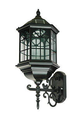 outdoor wall mounted lights photo - 8