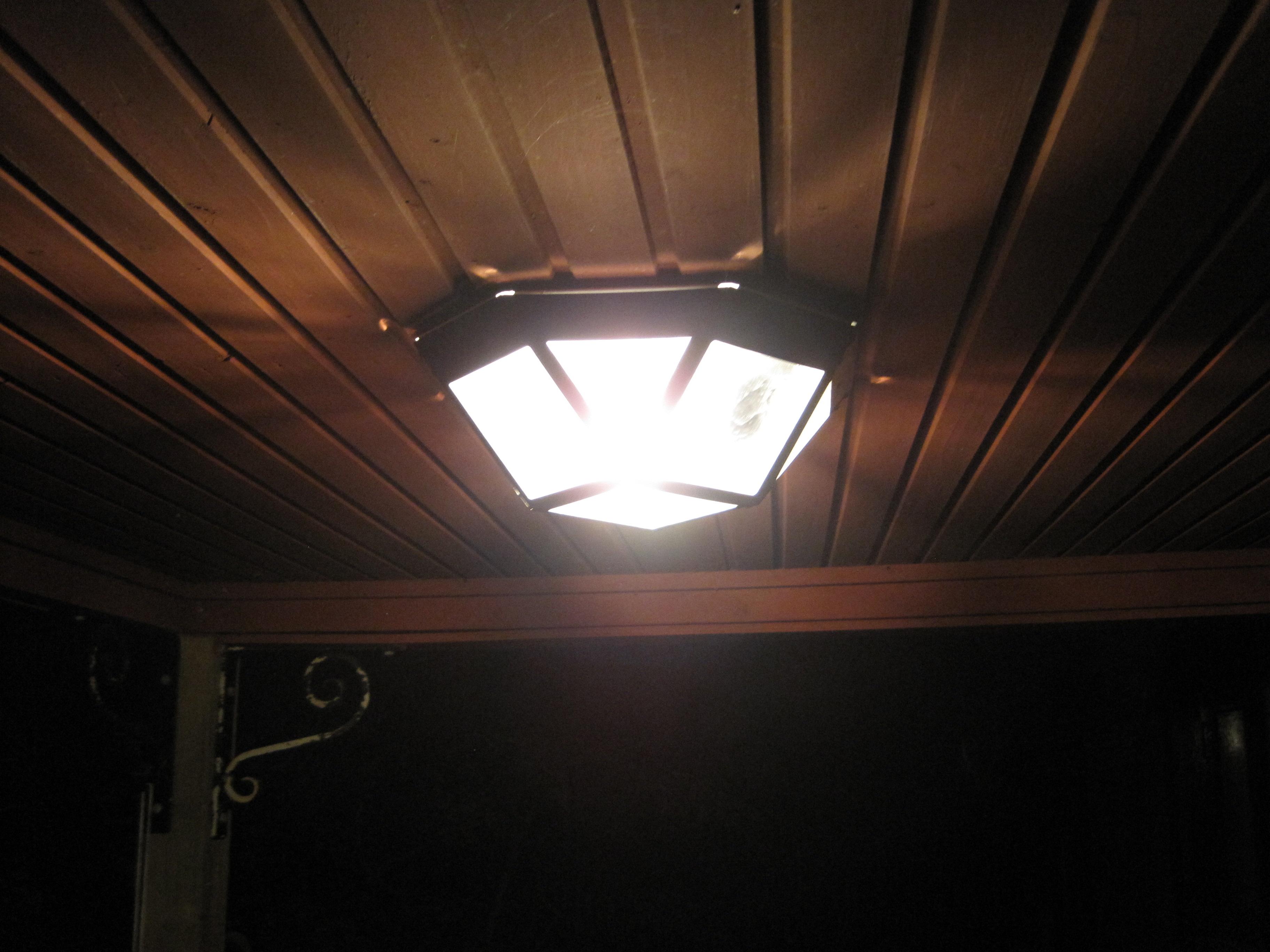 Outdoor porch lamp -  Outdoor Porch Lamp Outside Lamps Photo 5