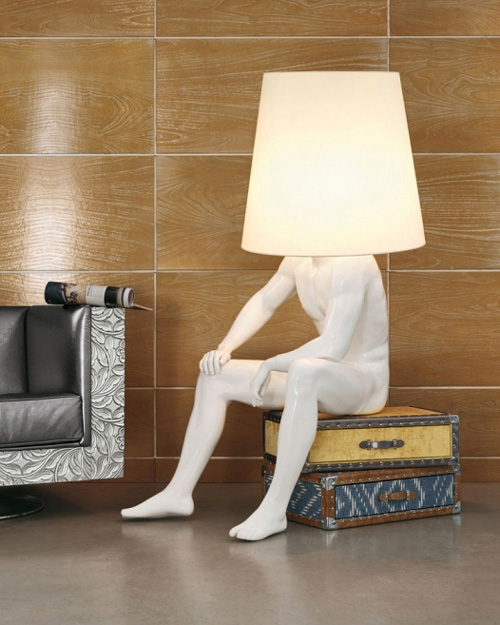 oversized lamps photo - 1