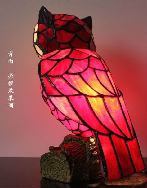 owl lamps photo - 4